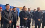 孙述涛调研黄河滩区居民迁建工作