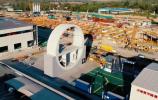 乐虎国际手机版黄河隧道工程盾构机征名 一等奖奖金3000元+盾构机模型