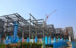 """西部會展中心明年5月底竣工 市民家門口就能逛""""展"""""""