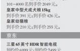 双11你赚到了吗?记者对比双11前50件商品价格,结果很意外