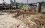 啄木鸟|济南西部会展中心存在扬尘隐患