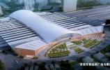 济青高铁今天试通车,济南新东站亮相