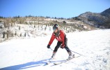 济南滑雪季开启  ——金象山帮您实现2019第一个愿望