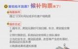 """2019年春运火车票今起开售 可试试""""候补购票"""""""