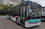济南首辆无人驾驶公交车亮相,黑科技满满