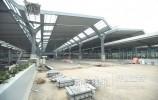济青高铁通车在即!记者探访济南东站,现场建设正酣