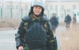 人民日报追记武警济南支队排长王成龙 闪光的军旅青春
