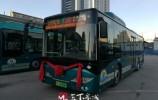 济南公交K190路开通运行啦!