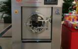 中央赠送广西的11件礼品中,有我们济南的小鸭洗衣机