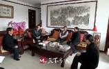 济南市几套班子领导同志走访看望莱芜市级老同志