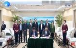 市领导会见中国船舶重工集团客人