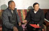 王忠林到莱芜区走访慰问老党员和困难群众