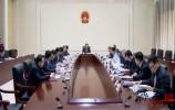 市人大常委会党组召开2018年民主生活会
