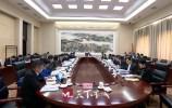 市委常委会传达学习省委十一届八次全会精神