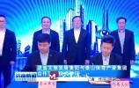 济南文旅集团与泰山体育集团合作签约 王忠林出席活动