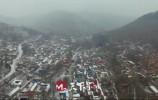 大济南又下雪了!你就说这景美不美?