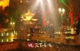 当炫光遇到飘雪 泉城夜宴之美你想不到?