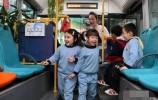 好消息!4月1日起济南公交儿童免费乘车身高标准调至1.3米