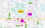 """濟南經十路與山師東路交叉口東西向擬實施機動車""""禁左""""(附繞行地圖)"""
