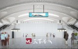 魯南高鐵臨沂北站深化設計圖新鮮出爐!原來可以這么美!?