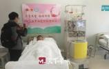 95后小伙挽救4岁男孩生命!济南迎来第75例造血干细胞捐献者