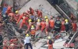 上海厂房坍塌致25人被困 其中10人经抢救无效死亡