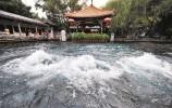 27.57米!济南趵突泉实时水位跌破红色警戒线