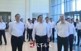 王忠林率济南代表团赴京深化与央企合作