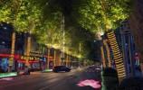 """济南市中区9月中旬前实现""""全区亮灯"""" 传统风格+济南特色打造市中夜景"""