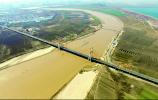 济南穿黄隧道工程送电啦,为盾构施工做准备