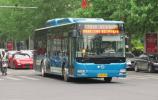 6月17日起,济南公交K115路大站快车提升为T115路