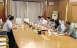谢兆村会见中国铁塔股份有限公司济南市分公司客人