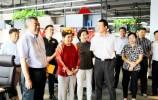 历下区人大常委会主任韩宏伟调研全区文化旅游工作