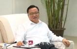 视频 | 孙述涛会见中国政法大学校长马怀德一行