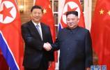 共同开创中朝两党两国关系的美好未来——记习近平总书记对朝鲜进行国事访问