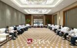 王忠林会见中国科学院客人 雷杰参加活动
