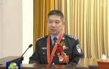 中央表彰公务员,济南张保国在会上发言