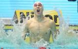 十冠王! 男子400米自由泳决赛孙杨摘金