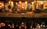 夜济南的老街巷:市井烟火里的旧时光与新时尚