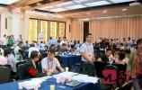 """第二届""""中国·济南新动能国际高层次人才创新创业大赛"""" 项目对接热情高涨"""