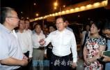 王忠林调研夜间经济发展工作:丰富市民群众生活 大力提升城市品质