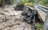 四川阿坝州发生暴雨灾害 已致7人死亡24人失联