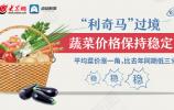 """""""利奇马""""过境 蔬菜价格保持稳定"""