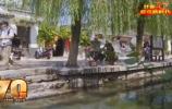 央视巡礼山东成就 济南小妮儿拍泉水人家 邀全国游客来济南