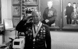 老兵走好!战斗英雄、92岁抗战老兵袁永福在济南逝世
