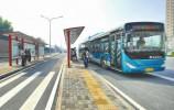 8月19日,T29路优化调整部分运行路段