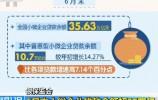 银保监会:6月末小微企业贷款余额超35万亿