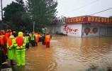 章丘区相公庄街道皋西村最后一名受困群众被成功救出