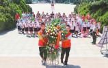 小記者走進萊蕪戰役紀念館重溫紅色教育