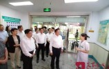 王忠林:全力提高医疗服务质量,切实为人民群众提供良好的医疗服务